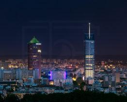 Les tours - Lyon
