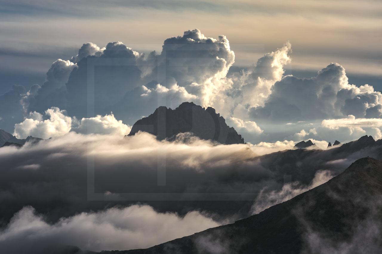 Le monde englouti – Alpes
