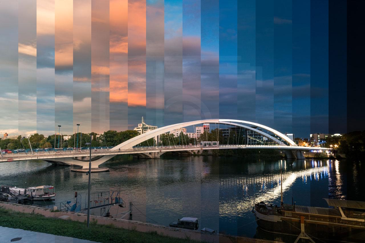 Timeslice – Pont Raymond Barre