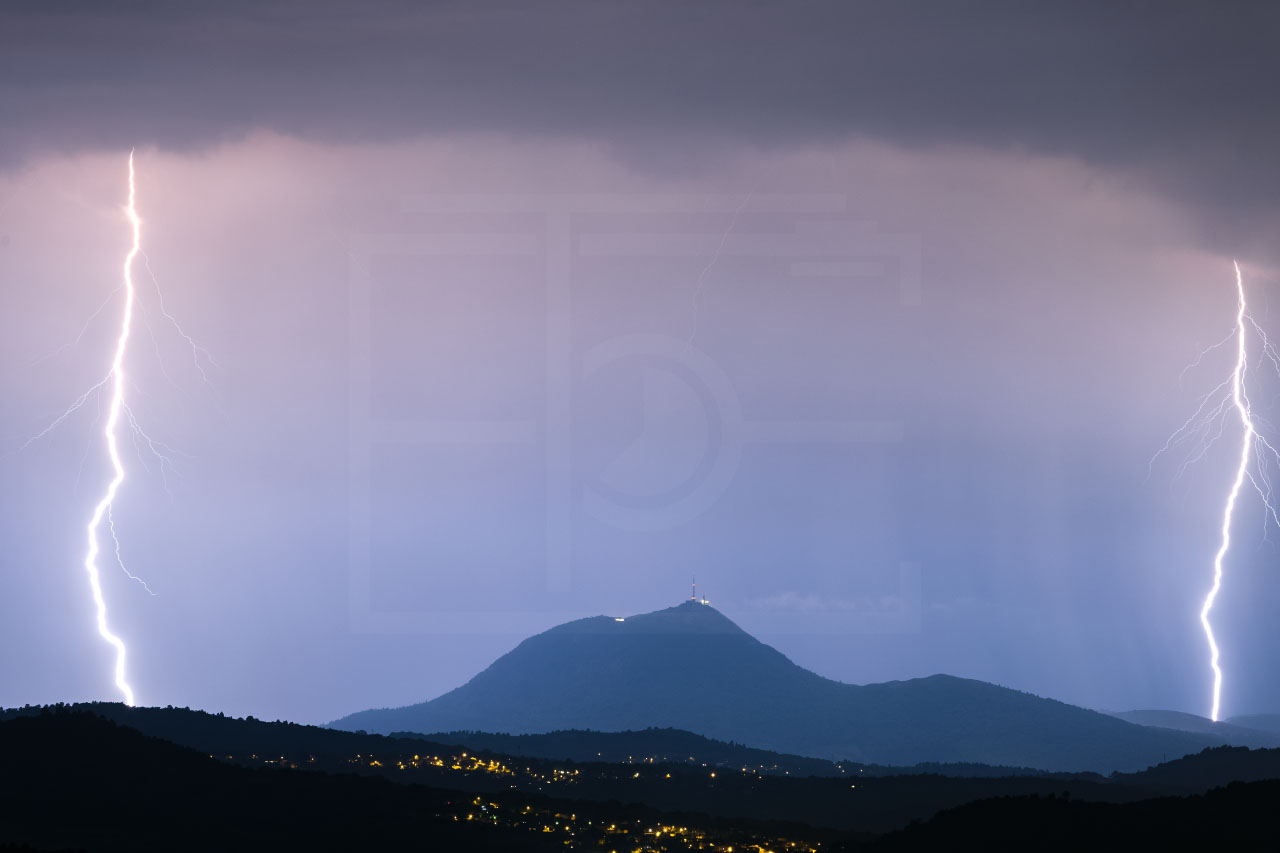 Foudre et Puy de Dôme